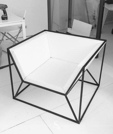 shop selma cube chair online schönn south africa