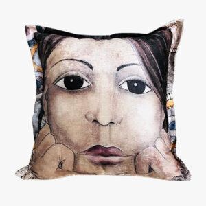 SCF005 - take a rest scatter cushion