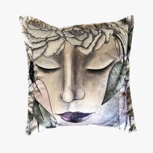 SCF014 - the rose scatter cushion