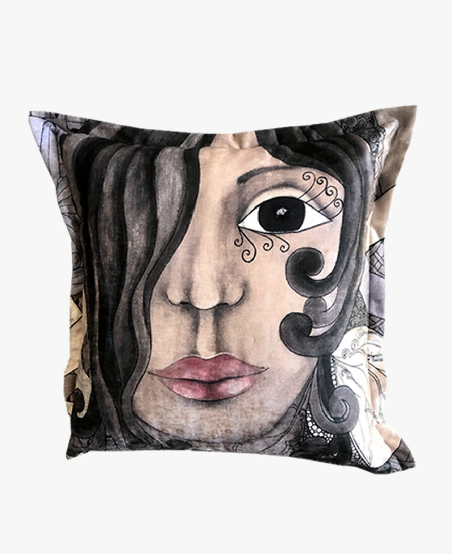 SCF016- the new kid on the block scatter cushion