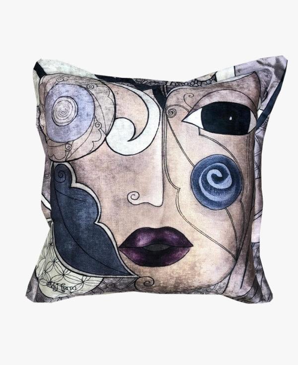 SCF019 - the little sister scatter cushion