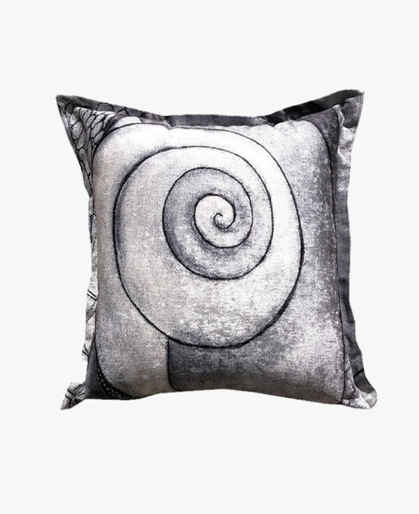 SCT005 - the big twirl scatter cushion