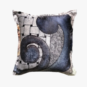 SCT006 - The Curly one scatter cushion