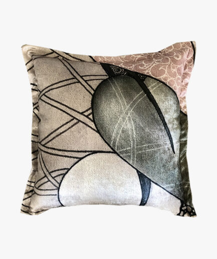 SCT014- the holly scatter cushion