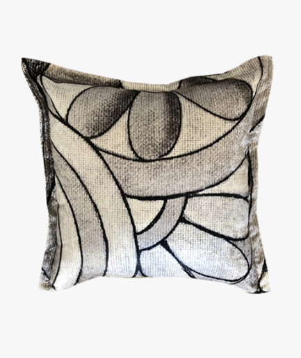 SCT019- circle of life scatter cushion