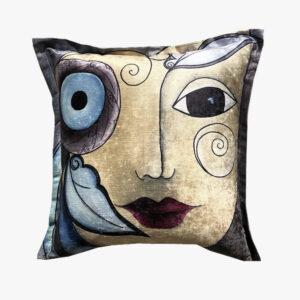 SCF003 -MASQUERADE TWIRL scatter cushion