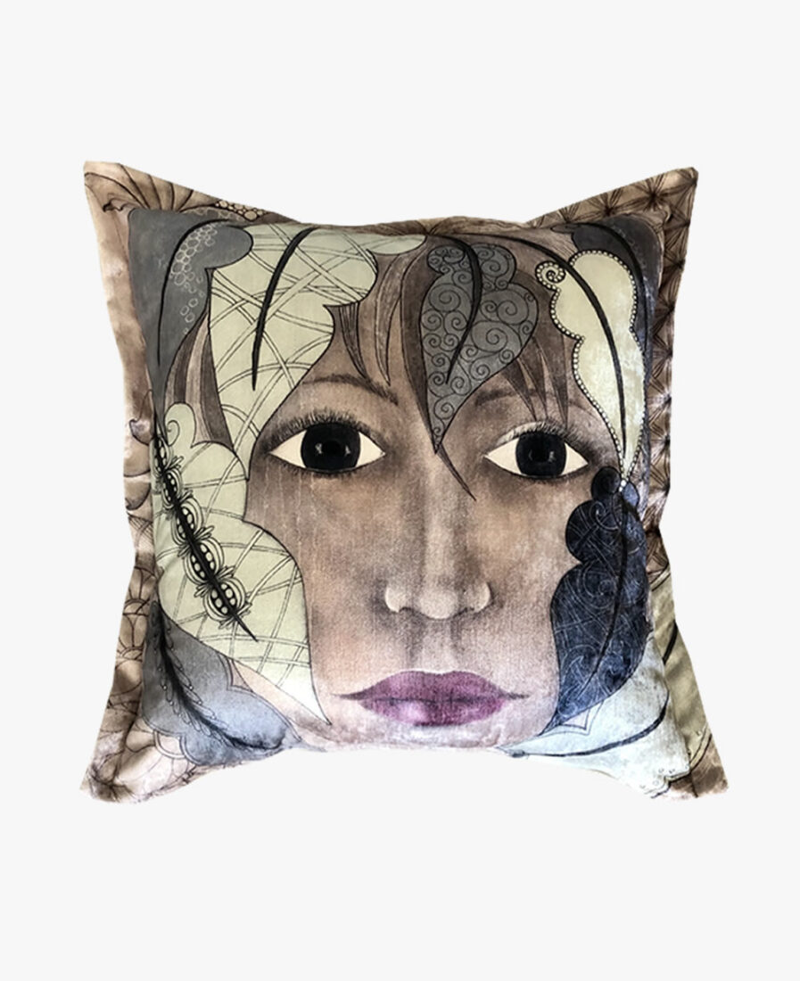SFC011 - poison ivy scatter cushion