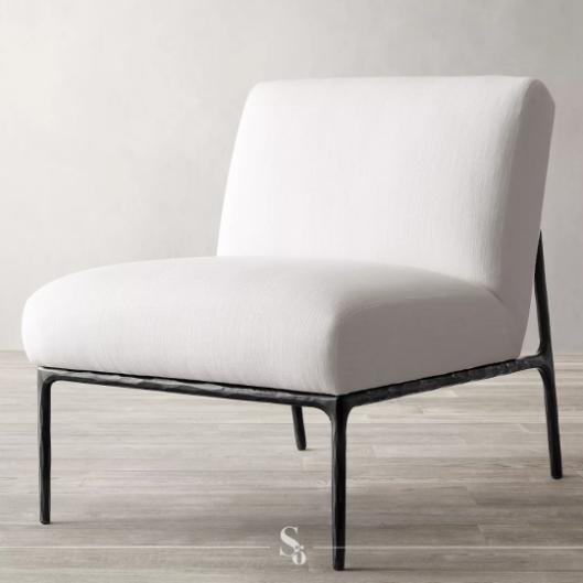 shop hollis armless chair white online schönn south africa (3)