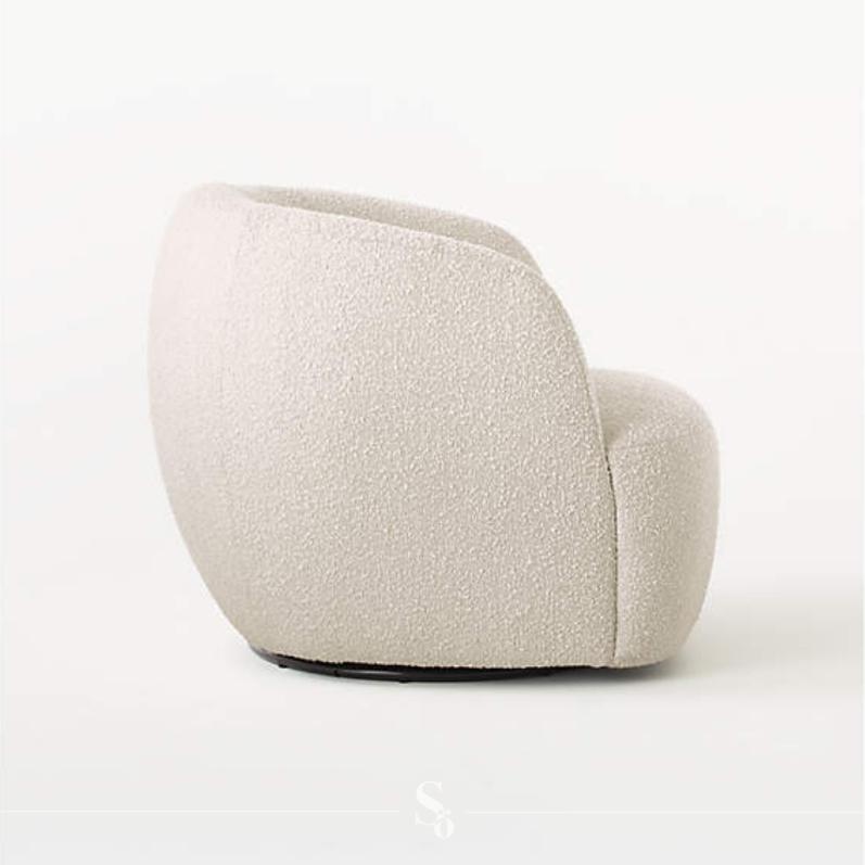 shop ora tub arm chair white online schönn south africa